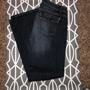 Banana Republic bootcut Jeans 👖